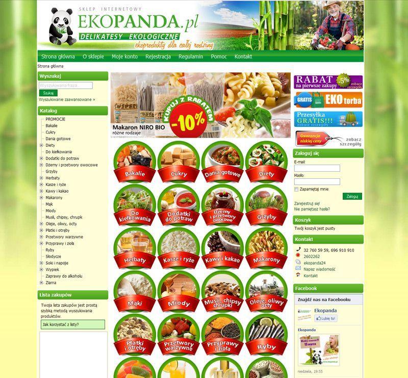 9ba749ff95 Sklep internetowy www.ekopanda.pl - EKOPANDA Delikatesy ekologiczne ...